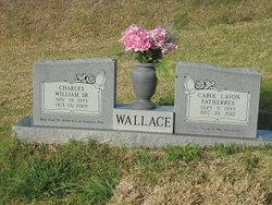 Carol Lavon <I>Fatherree</I> Wallace