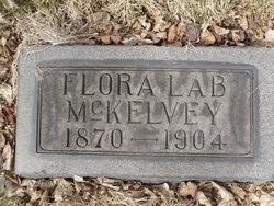 Flora Mary <I>Lab</I> McKelvey