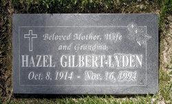 Hazel Gilbert-Lyden
