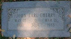John Earl Cherry