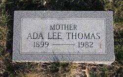 Ada Lee Thomas