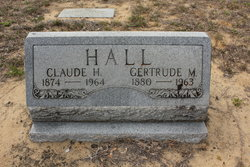 Claude H Hall