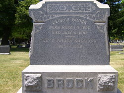 George G Brock