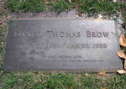 Daniel Thomas Brow