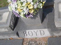 Agnes <I>Giddens</I> Boyd