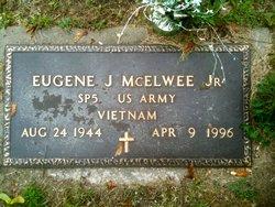 Eugene J McElwee, Jr