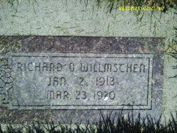 Richard Oliver Willmschen
