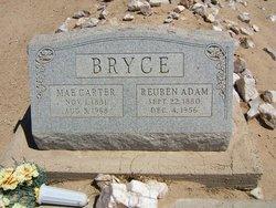 Reuban Adam Bryce