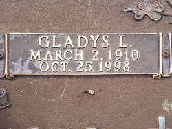 Gladys L Goodmon