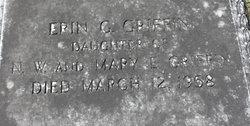 Erin G. Griffin