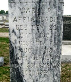 Carl Rudolph Afflerbach