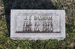 """Junius Frederick """"June"""" Basham"""