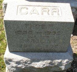 Caroline Carr