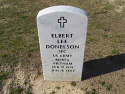 Elbert Lee Donelson