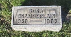 Cora May <I>Edmonson</I> Chamberlain