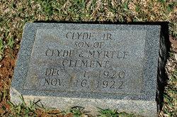 Clyde Clement, Jr