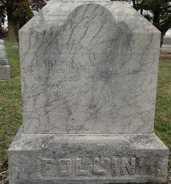 Edward E Follin