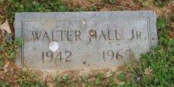 Walter Hall, Jr