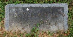 Joyce A Hall