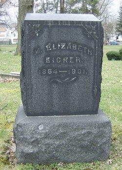 Mary Elizabeth <I>Betz</I> Eicher