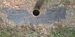 Charley <I>Temples</I> Lewis