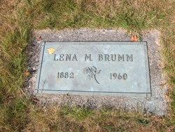 Lena M <I>Wackel</I> Brumm