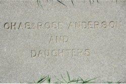 Rose <I>McCombs</I> Anderson