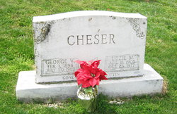 Lizzie M. <I>Armstrong</I> Cheser