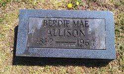 Berdie Mae Allison
