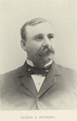 Elisha Burr Maynard