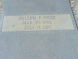 Joseph Franklin Holt