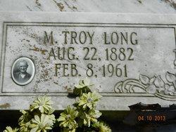 Manley Troy Long