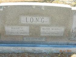Major McKinley Long