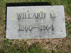 Willard M Andrews