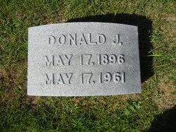 Donald Jordan Andrews