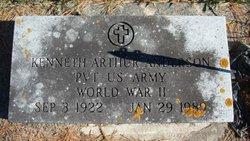Kenneth Arthur Anderson