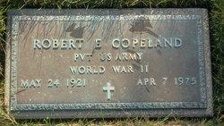 Robert E Copeland