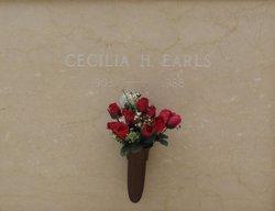 Cecilia H <I>Schmidt</I> Earls