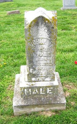 Cordelia Frances <I>Parish</I> Hale