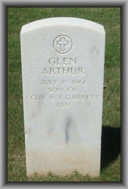 Glen Arthur Garrett