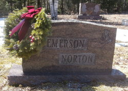 Effie J <I>Smith</I> Emerson Norton