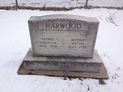 Grant M Harwood