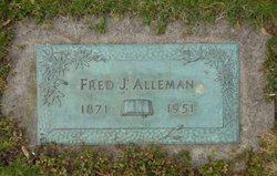 Fred J Alleman