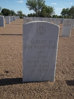 Albert George LoEwenstein