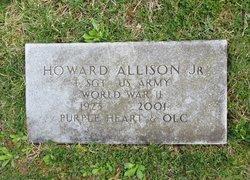 Sgt Howard Jennings Allison, Jr