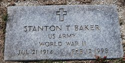 Stanton T. Baker