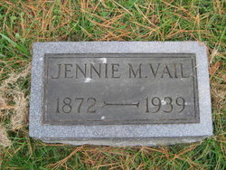 Jennie May Vail