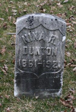 Nina R Dunton