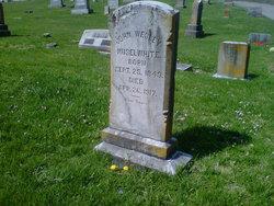 John Wesley Musselwhite