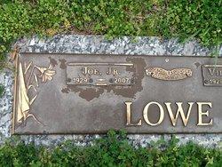 Joe Lowe, Jr